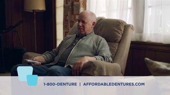 Affordable Dentures TV Spot, 'Like Family'