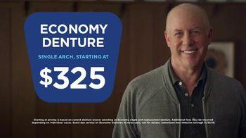 Affordable Dentures TV Spot, 'Like Family' - Thumbnail 6