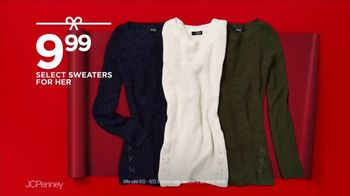 JCPenney The Ultimate Black Friday TV Spot, 'Sweaters, Towels and Jewelry' - Thumbnail 8