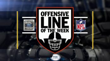 NFL TV Spot, 'Built Ford Tough Offensive Line of the Week: Saints' - Thumbnail 1