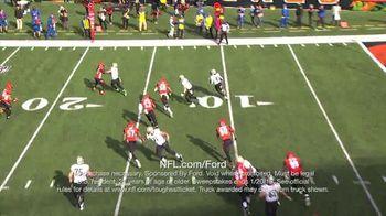 NFL TV Spot, 'Built Ford Tough Offensive Line of the Week: Saints' - Thumbnail 5