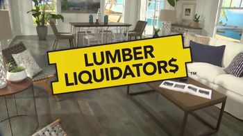 Lumber Liquidators TV Spot, 'Designer Hardwood Flooring' - Thumbnail 2