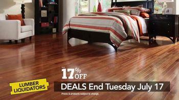 Lumber Liquidators TV Spot, 'Designer Hardwood Flooring' - Thumbnail 7