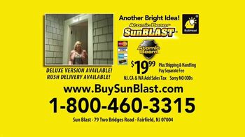 Atomic Beam SunBlast TV Spot, 'LED Chip Technology' - Thumbnail 9