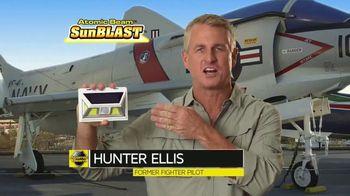 Atomic Beam SunBlast TV Spot, 'LED Chip Technology'