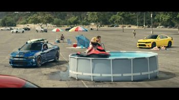 Dodge TV Spot, 'Asphalt Party'