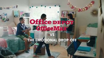 Office Depot TV Spot, 'The Emotional Drop Off' - Thumbnail 2
