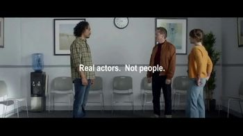 Progressive TV Spot, 'Real Actors' - Thumbnail 1