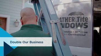 Spectrum Reach TV Spot, 'Weather Tite Windows: Double Our Business' - Thumbnail 5