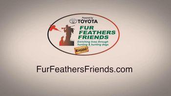 Toyota TV Spot, 'Fur Feathers Friends' - Thumbnail 10