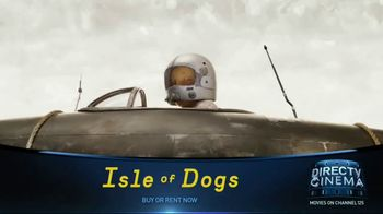 DIRECTV Cinema TV Spot, 'Isle of Dogs' - Thumbnail 1