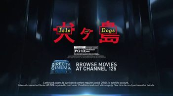 DIRECTV Cinema TV Spot, 'Isle of Dogs' - Thumbnail 10