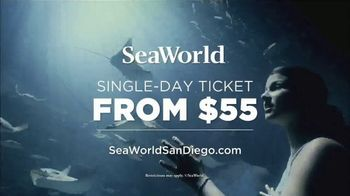 SeaWorld San Diego TV Spot, 'Electric Eel: Single Day Tickets' - Thumbnail 10