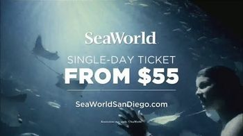 SeaWorld San Diego TV Spot, 'Electric Eel: Single Day Tickets' - Thumbnail 9