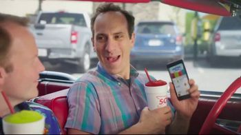 Sonic Drive-In Snow Cone Slushes TV Spot, 'Dill-icious' - 2 commercial airings