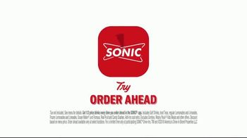 Sonic Drive-In Snow Cone Slushes TV Spot, 'Dill-icious' - Thumbnail 10