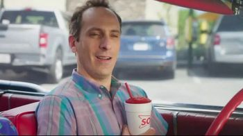 Sonic Drive-In Snow Cone Slushes TV Spot, 'Dill-icious' - Thumbnail 5