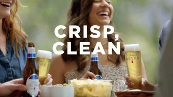 Michelob ULTRA TV Spot, 'I Like Beer: Crisp, Clean Taste' - Thumbnail 8