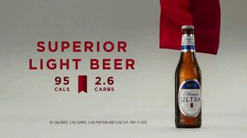 Michelob ULTRA TV Spot, 'I Like Beer: Crisp, Clean Taste' - Thumbnail 9