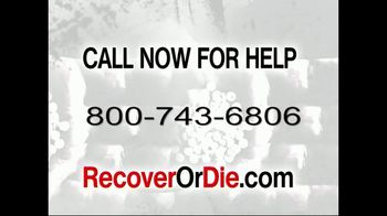 Recover or DIE TV Spot, 'Curbing Drug Addiction' - Thumbnail 7