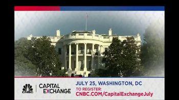 CNBC TV Spot, 'Capital Exchange July' - Thumbnail 2