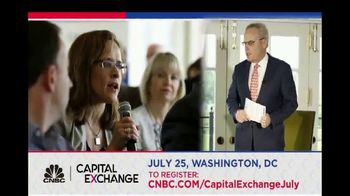 CNBC TV Spot, 'Capital Exchange July' - Thumbnail 3