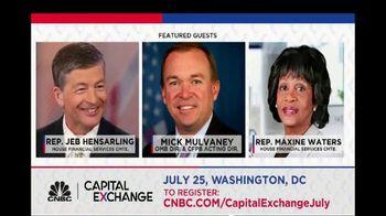 CNBC TV Spot, 'Capital Exchange July' - Thumbnail 4