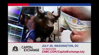 CNBC TV Spot, 'Capital Exchange July' - Thumbnail 5