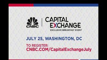 CNBC TV Spot, 'Capital Exchange July' - Thumbnail 6