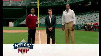 Myeloma MVP TV Spot, 'Hits Home' Featuring Dave Winfield, Steve Garvey