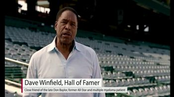 Myeloma MVP TV Spot, 'Hits Home' Featuring Dave Winfield, Steve Garvey - Thumbnail 2