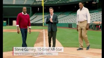 Myeloma MVP TV Spot, 'Hits Home' Featuring Dave Winfield, Steve Garvey - Thumbnail 4