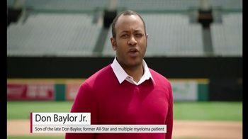 Myeloma MVP TV Spot, 'Hits Home' Featuring Dave Winfield, Steve Garvey - Thumbnail 6