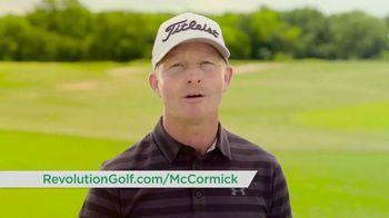 Revolution Golf TV Spot, 'Consistency' - 442 commercial airings