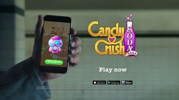Candy Crush Soda Saga TV Spot, 'Surprise Booster' Song by Jimmy Somerville - Thumbnail 10