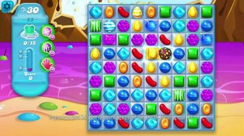 Candy Crush Soda Saga TV Spot, 'Surprise Booster' Song by Jimmy Somerville - Thumbnail 4