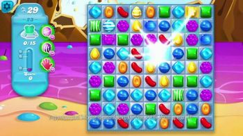 Candy Crush Soda Saga TV Spot, 'Surprise Booster' Song by Jimmy Somerville - Thumbnail 5