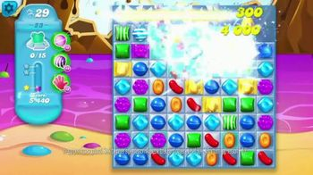 Candy Crush Soda Saga TV Spot, 'Surprise Booster' Song by Jimmy Somerville - Thumbnail 6