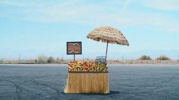 NOS Nitro Mango TV Spot, 'Mango Stand' Featuring Chris Forsberg - Thumbnail 1