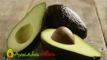 Avocados From Peru TV Spot, 'Just Look Where They Come From' - Thumbnail 1