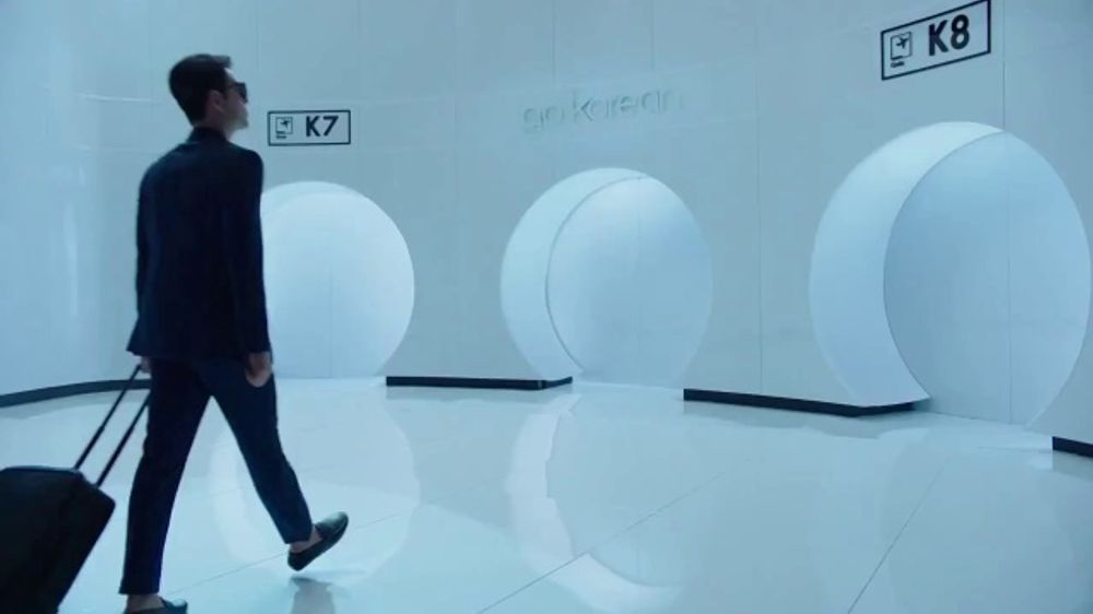 Korean Air TV Commercial, 'Go Korean'
