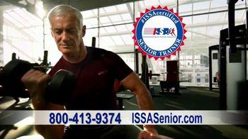 ISSA Senior TV Spot, 'Senior Personal Trainers'
