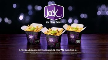 Jack in the Box $3 Sauced & Loaded Fries TV Spot, 'Una fiesta' [Spanish] - Thumbnail 5