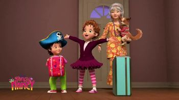 DisneyNOW App TV Spot, 'Fancy Nancy' - Thumbnail 4
