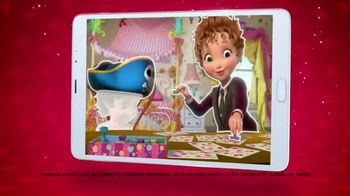 DisneyNOW App TV Spot, 'Fancy Nancy' - Thumbnail 5