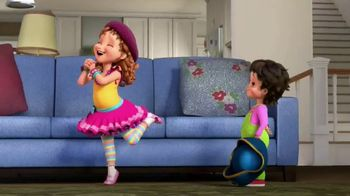 DisneyNOW App TV Spot, 'Fancy Nancy' - Thumbnail 8