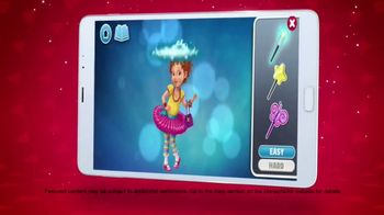 DisneyNOW App TV Spot, 'Fancy Nancy'