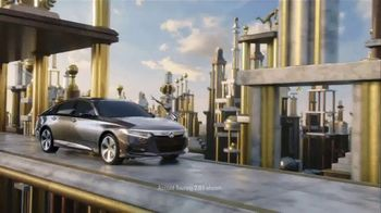 2018 Honda Accord TV Spot, 'Strong and Smart' [T2] - Thumbnail 1