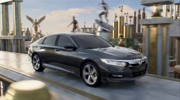 2018 Honda Accord TV Spot, 'Strong and Smart' [T2] - 2229 commercial airings