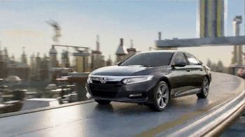 2018 Honda Accord TV Spot, 'Strong and Smart' [T2] - Thumbnail 7